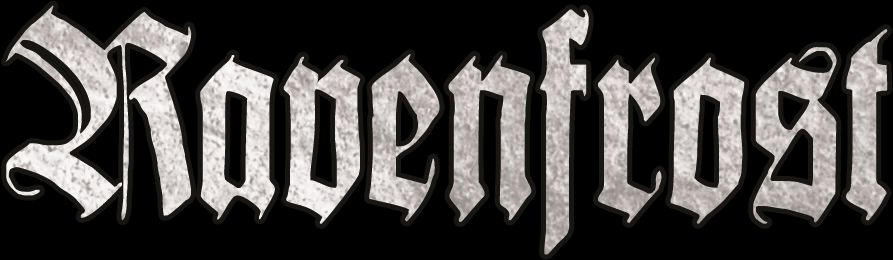 Ravenfrost - Logo