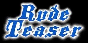 Rude Teaser - Logo