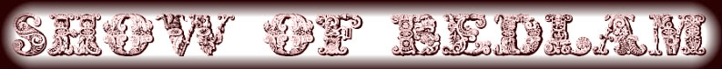 Show of Bedlam - Logo