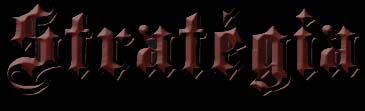 Stratégia - Logo