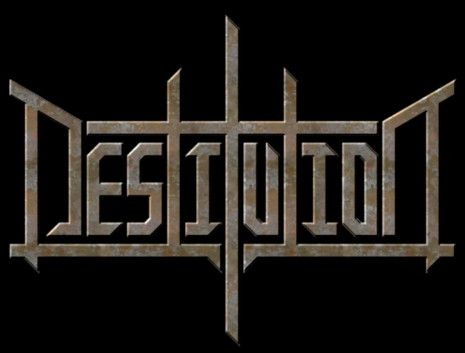 Destitution - Logo