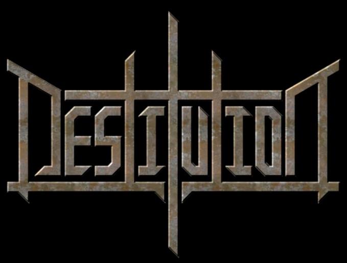 Destitution - Logo