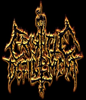 Cryptic Defilement - Logo