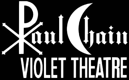 Paul Chain Violet Theatre - Logo