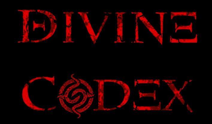 Divine Codex - Logo