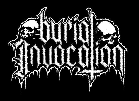 Burial Invocation - Logo