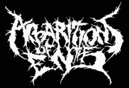 Apparitions of the End - Logo