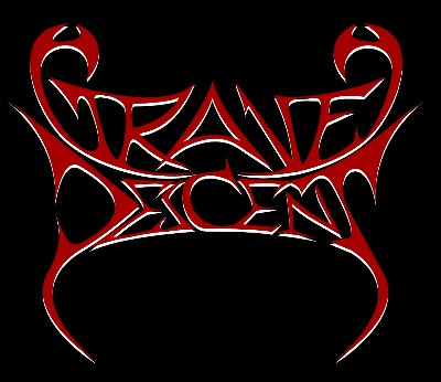 Grave Descent - Logo