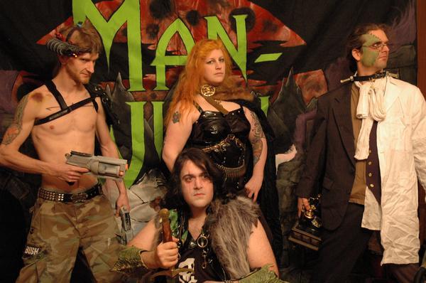 Man-Witch - Photo