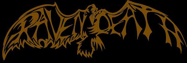 Raven Death - Logo
