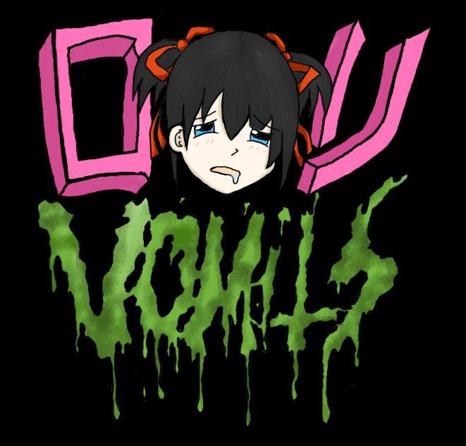 ロリVOMITS - Logo