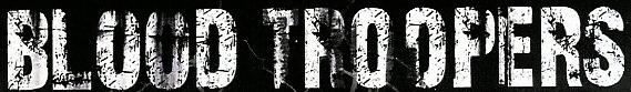 Blood Troopers - Logo