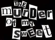 The Murder of My Sweet - Logo