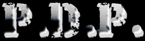 P.D.P. - Logo