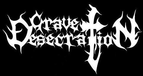 Grave Desecration - Logo