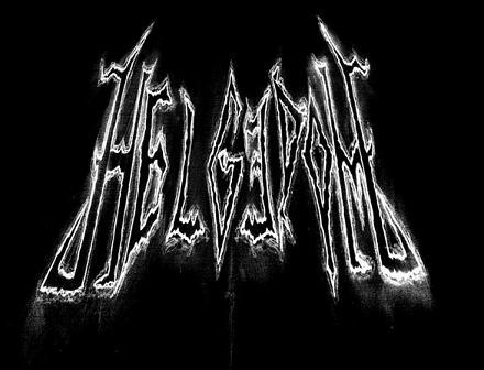 Helgedom - Logo