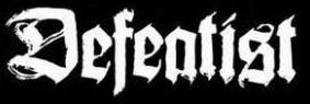 Defeatist - Logo