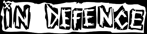 In Defence - Logo