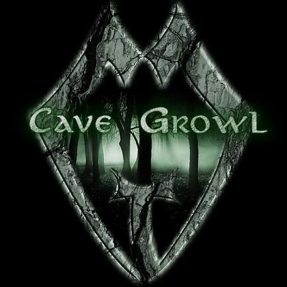 Cave Growl - Logo