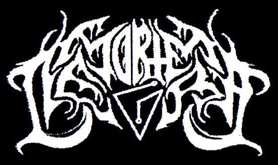Morte Negra - Logo
