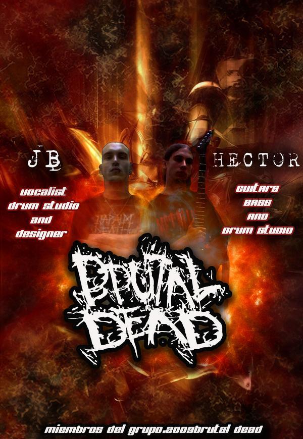 Brutal Dead - Photo