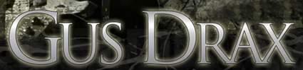 Gus Drax - Logo