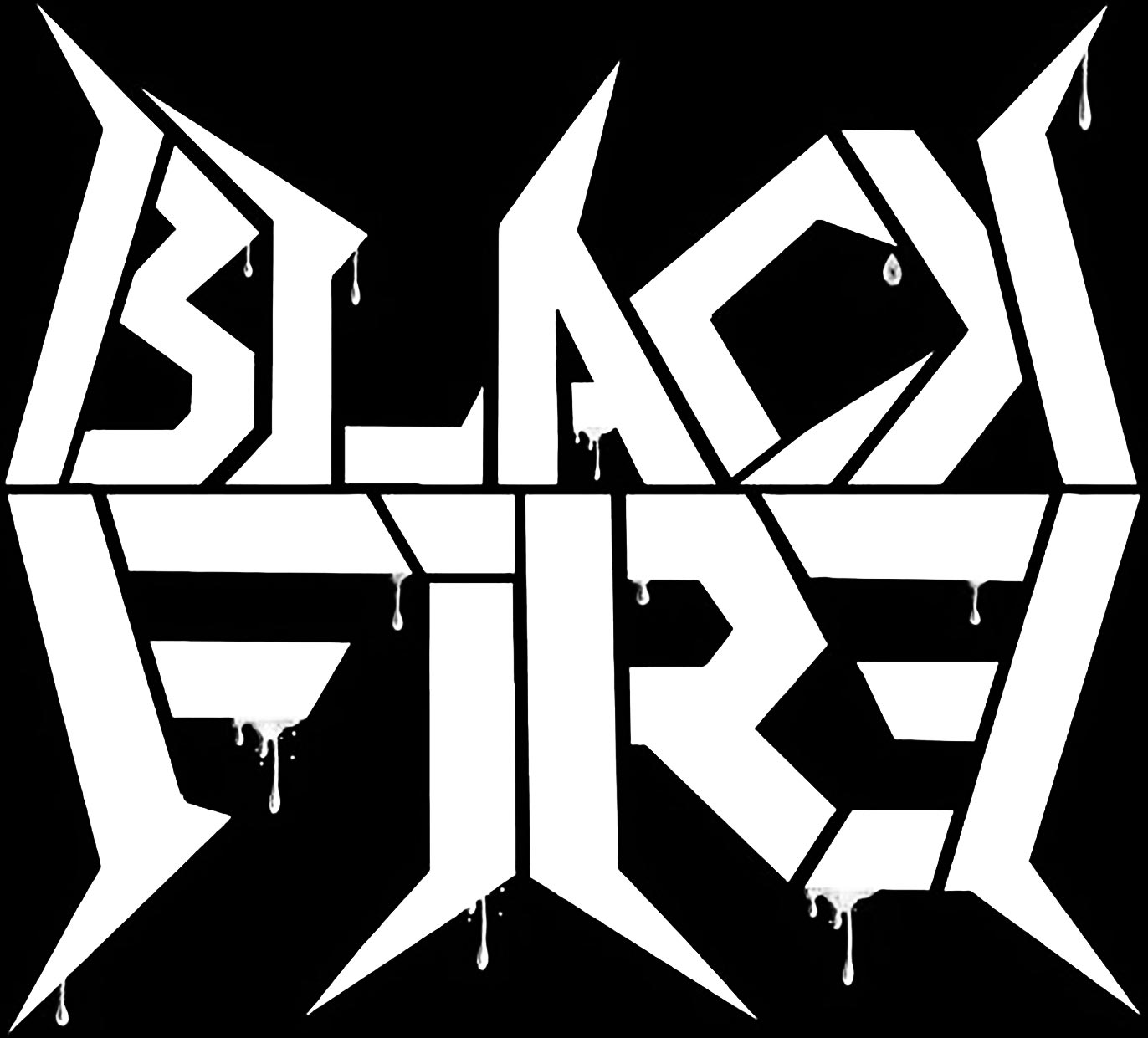 Black Fire - Logo