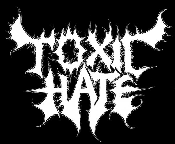 Toxic Hate - Logo