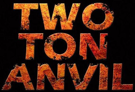 Two Ton Anvil - Logo
