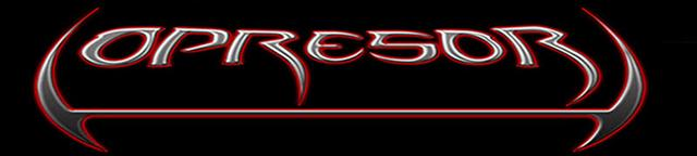Opresor - Logo