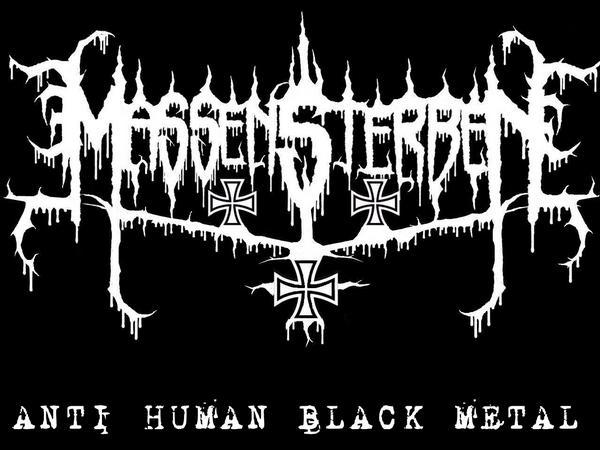 Massensterben - Logo