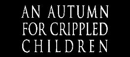 An Autumn for Crippled Children - Logo