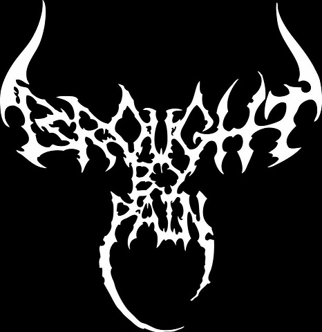 Brought by Pain - Logo