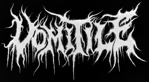 Vomitile - Logo