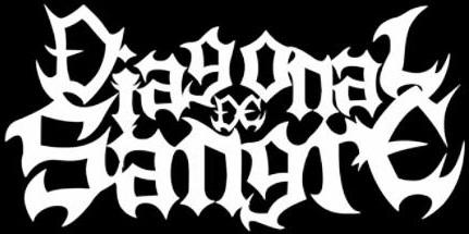 Diagonal de Sangre - Logo