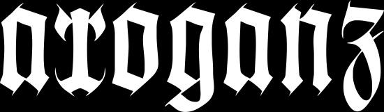 Arroganz - Logo