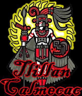 Tlillan Calmecac - Logo