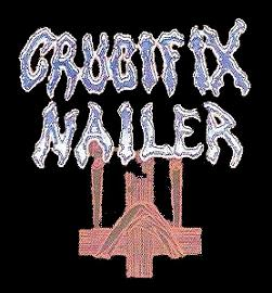 Crucifix Nailer - Logo