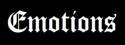 Emotions - Logo