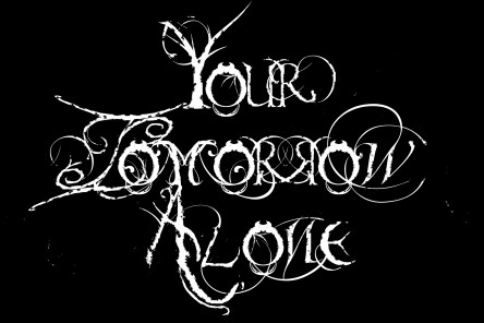 Your Tomorrow Alone - Logo
