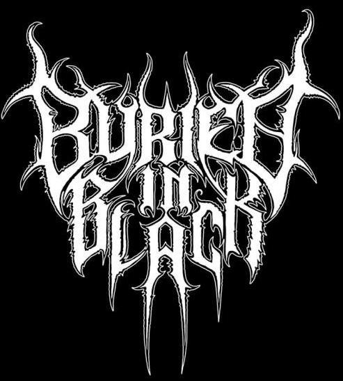 Buried in Black - Logo