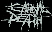Carnal Death - Logo