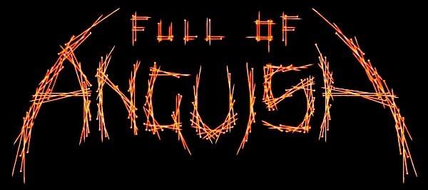 Full of Anguish - Logo