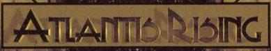 Atlantis Rising - Logo