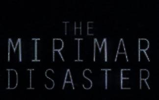 The Mirimar Disaster - Logo