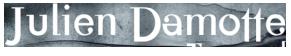 Julien Damotte - Logo