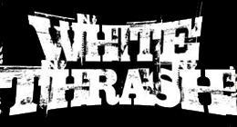 White Thrash - Logo
