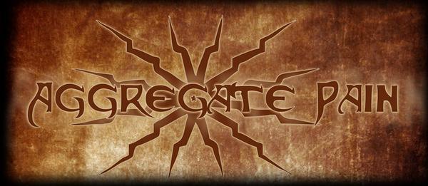 Aggregate Pain - Logo