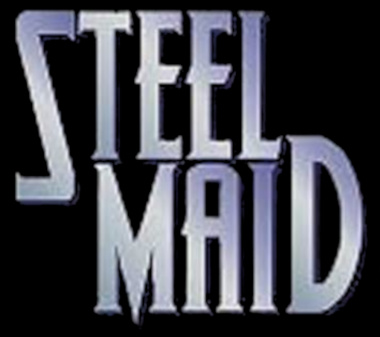 Steel Maid - Logo