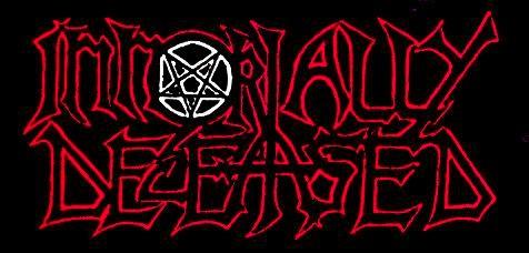 Immortally Deceased - Logo
